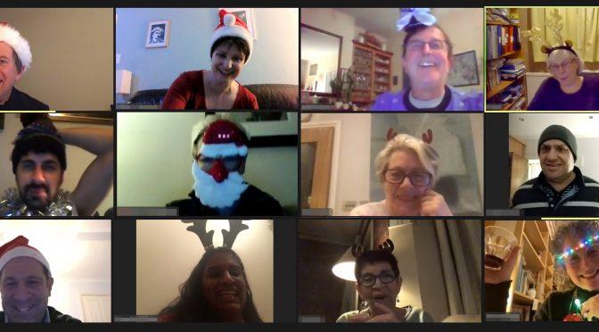 Notes: Christmas Cracker – 17/12/2020